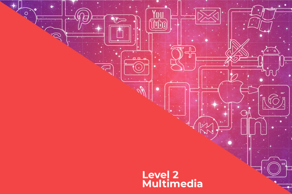 Level 2 multimedia