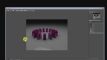 Cinema 4d simple animation with the cloner tool
