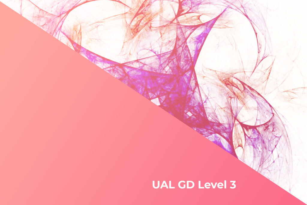 UAL Graphixs Level 3
